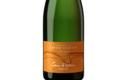 Champagne Xavier Leconte. Coeur d'histoire demi-sec