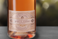 Champagne Philizot Et Fils. Eléonore brut rosé