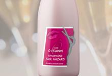 Champagne Paul Hazard. Cuvée Ô Féminin