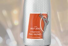 Champagne Paul Hazard. Cuvée brut zéro