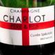 Champagne Charlot. Cuvée spéciale brut nature
