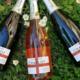 Champagne Charlot. Cuvée rosé brut nature