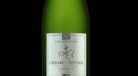 Champagne Liebart Regnier. instinct L. Extra brut
