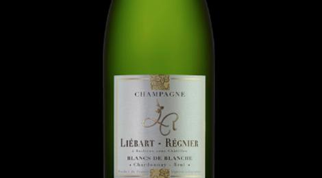 Champagne Liebart Regnier. Blanc de blancs