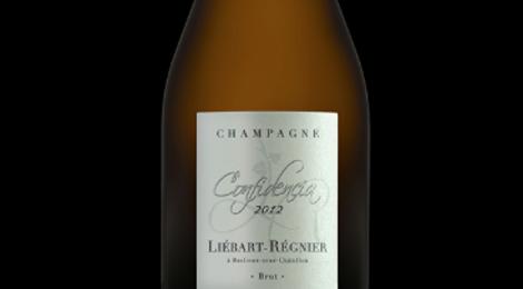 Champagne Liebart Regnier. Confidencia