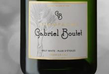 Champagne Boutet. Brut réserve Pluie d'étoiles