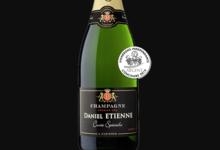 Champagne Daniel Etienne. Cuvée spéciale brut