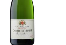 Champagne Daniel Etienne. Cuvée blanc de blancs