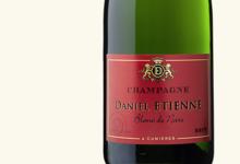 Champagne Daniel Etienne. Cuvée blanc de noirs