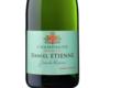 Champagne Daniel Etienne. Cuvée grande réserve zéro dosage