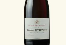 Champagne Daniel Etienne. Cumières rouge