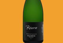 Champagne Florence Duchêne. Brut réserve