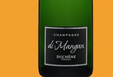 Champagne Florence Duchêne. Di Mangan