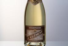 Champagne J.Clément. Cuvée blanc de blancs millésimée