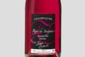 Champagne Fabrice Bertemès. Rosé de saignée