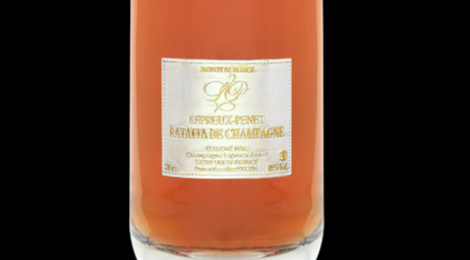 Champagne Lepreux Penet. Ratafia