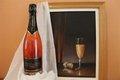 Champagne Hurier Jouette Et Fils. Cuvée brut rosé