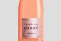 Champagne Vincent Carré. Rosé