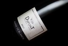 Champagne Valérie & Gael Dupont. Nuage de blancs