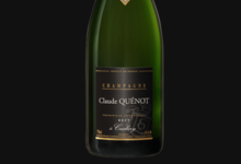 Champagne Claude Quenot. Brut