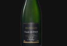 Champagne Claude Quenot. Demi-sec