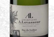 Champagne Albert Levasseur. Rue du Sorbier brut nature