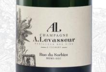 Champagne Albert Levasseur. Rue du Sorbier demi-sec