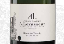 Champagne Albert Levasseur. Blanc de terroir