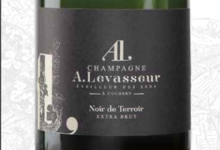 Champagne Albert Levasseur. Noir de terroir
