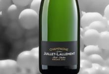 Champagne Juillet-Lallement. Brut sélection grand cru