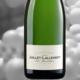 Champagne Juillet-Lallement. Brut blanc de blancs grand cru