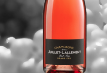 Champagne Juillet-Lallement. Brut rosé grand cru