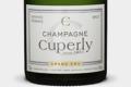 Champagne Cuperly. GRANDE RÉSERVE GRAND CRU BRUT