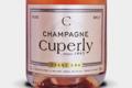 Champagne Cuperly. GRANDE RÉSERVE GRAND CRU Rosé BRUT