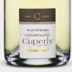 Champagne Cuperly. Blanc de blancs grand cru
