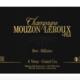 Champagne Mouzon Leroux. Brut Millésimé