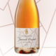 Champagne Bernard Housset. Brut rosé