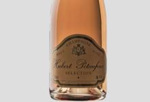 Champagne Hubert Potaufeux. Brut rosé