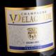 Champagne Delagarde. Demi-sec