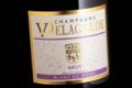 Champagne Delagarde. Blanc de noirs