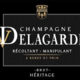 Champagne Delagarde. Héritage