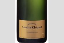 Champagne Gaston Chiquet. Or premier cru