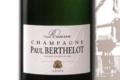 Champagne Berthelot Paul. Cuvée de réserve