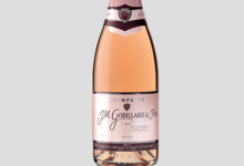 Champagne JM Gobillard & Fils. Brut rosé