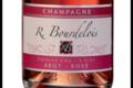 Champagne R. Bourdelois. Brut rosé