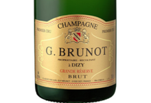 Champagne Brunot. Grande réserve brut