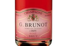 Champagne Brunot. Rosé