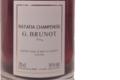 Champagne Brunot. Ratafia