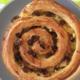 Boulangerie Majoulet Frères. roulé au raisin