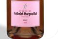 Champagne Pothelet-Margouillat. Cuvée brut rosé